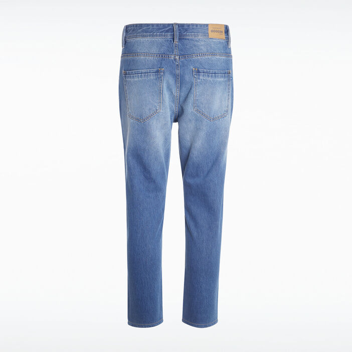 Jeans chino 7/8 used denim used homme