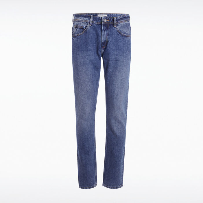 Jeans Instinct straight denim stone homme