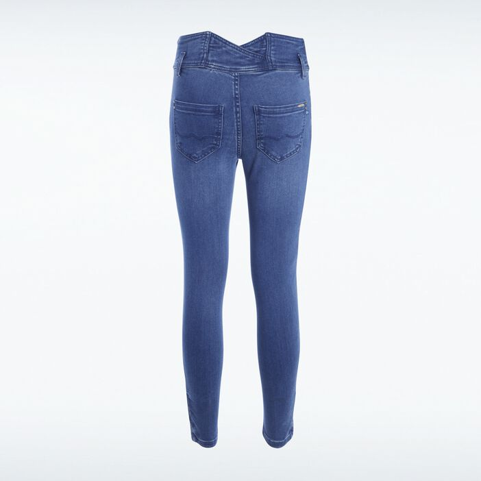 Jeans skinny taille haute DENIM STONE
