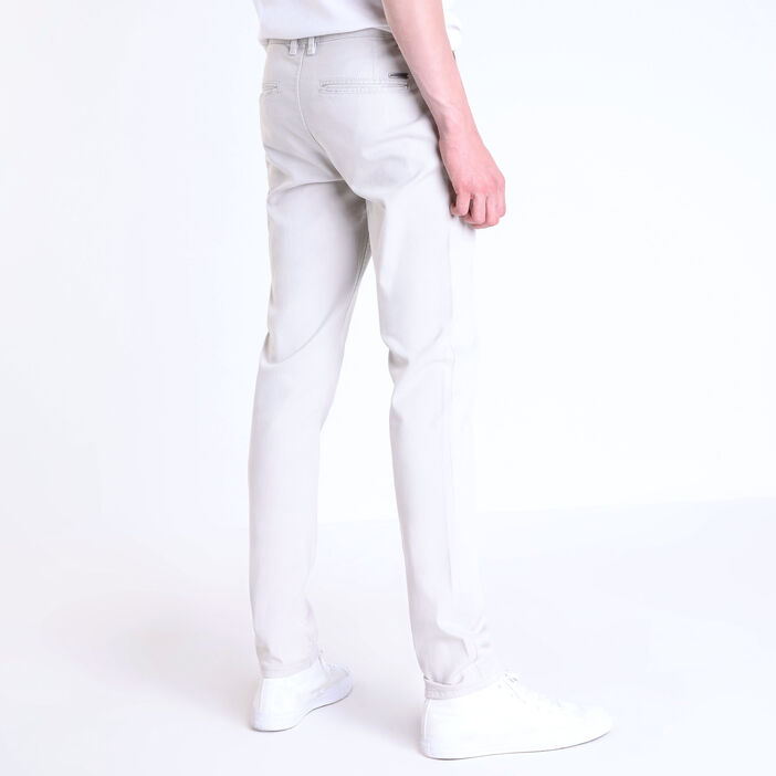 Pantalon slim Instinct sable homme