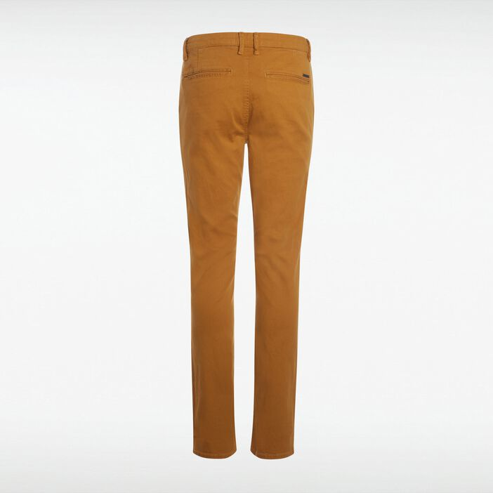 Pantalon chino regular homme Instinct CAMEL