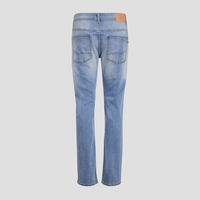Jeans straight denim used homme