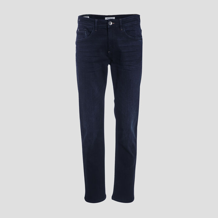 Jeans regular L32 Instinct denim brut homme