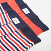 Lot 2 boxers eco responsable rouge homme