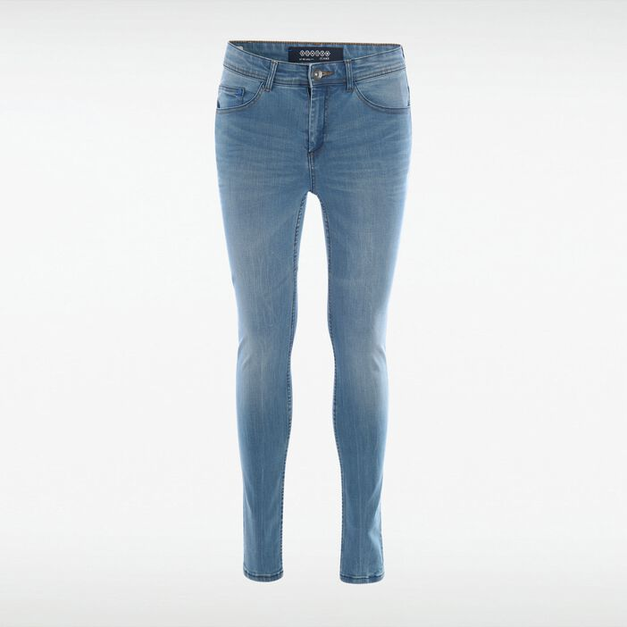Jeans skinny homme used L34 DENIM USED