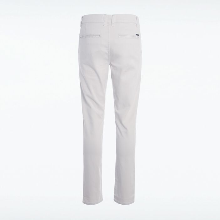 Pantalon chino slim homme Instinct SABLE