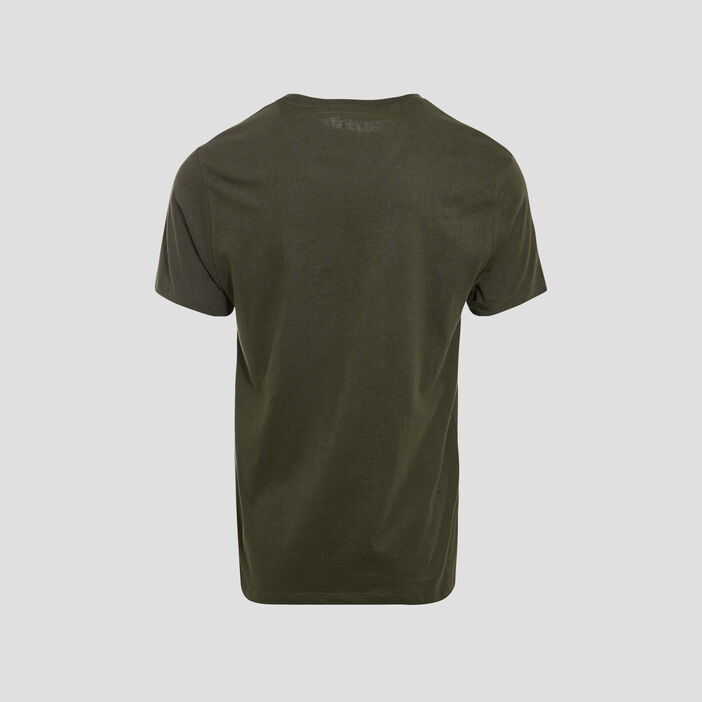 T-shirt National Geographic vert homme