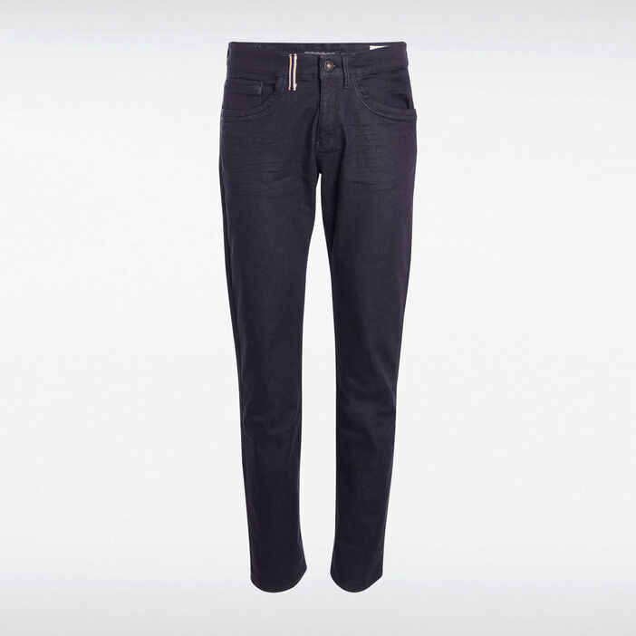 Jeans straight ultra stretch denim brut homme