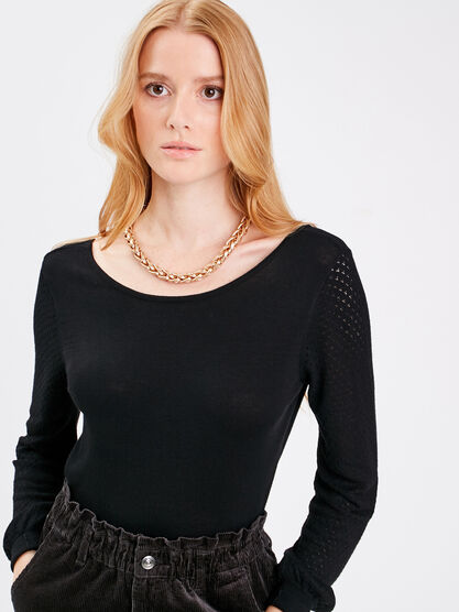 Collier grosse chaine couleur or femme