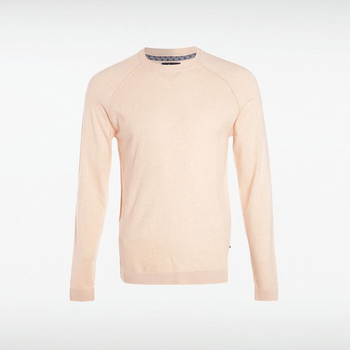 Pull manches longues Instinct ROSE CLAIR