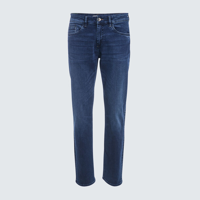 Jeans regular L32 Instinct denim stone homme