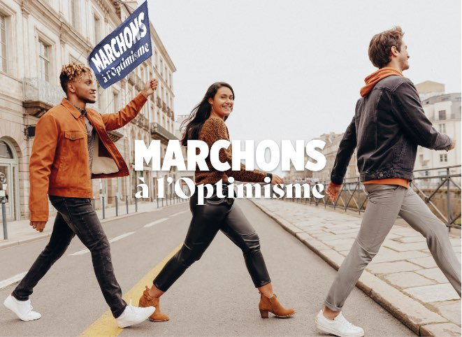 Marchons à l'optimisme !